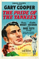 The Pride of the Yankees movie poster (1942) picture MOV_b3f7fad8