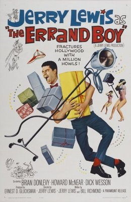 The Errand Boy movie poster (1961) poster MOV_b3ff8066