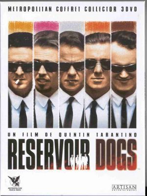 Reservoir Dogs movie poster (1992) poster MOV_b3fff637
