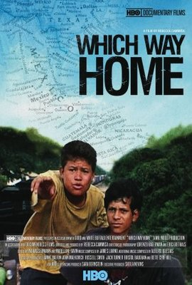 Which Way Home movie poster (2009) poster MOV_b405b163