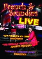 French and Saunders Live movie poster (1993) picture MOV_b40a478f