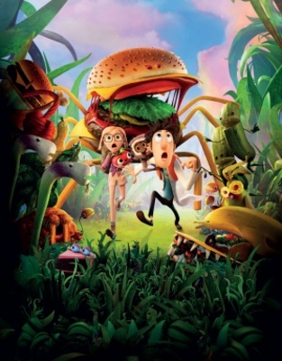 Cloudy with a Chance of Meatballs 2 movie poster (2013) poster MOV_b40f9eac