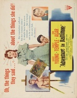 Adventure in Baltimore movie poster (1949) picture MOV_b4104931