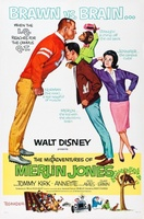 The Misadventures of Merlin Jones movie poster (1964) picture MOV_b4119ed8