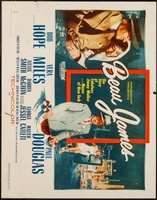 Beau James movie poster (1957) picture MOV_b41650ae
