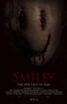 Smiley movie poster (2012) poster MOV_b41e64a9
