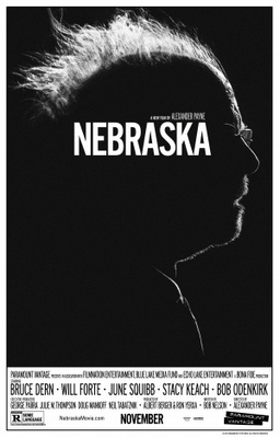 Nebraska movie poster (2013) poster MOV_b41e7c6d