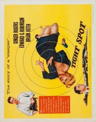 Tight Spot movie poster (1955) poster MOV_b41f5872