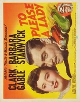 To Please a Lady movie poster (1950) picture MOV_b41fcba4