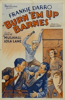 Burn 'Em Up Barnes movie poster (1934) picture MOV_b42715f4