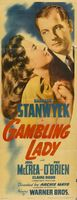 Gambling Lady movie poster (1934) picture MOV_b4271896
