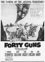 Forty Guns movie poster (1957) picture MOV_b427b7a1