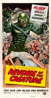 Revenge of the Creature movie poster (1955) picture MOV_2bf952cf