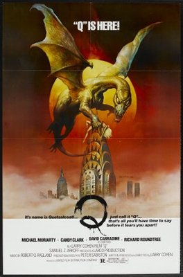 Q movie poster (1982) poster MOV_b42bf00d