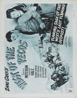 West of the Pecos movie poster (1945) picture MOV_b42cf6eb