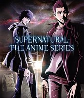 Supernatural: The Animation movie poster (2011) picture MOV_b43b3832