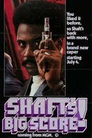 Shaft's Big Score! movie poster (1972) picture MOV_628cd956