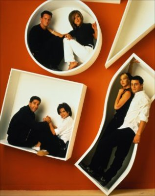 Friends movie poster (1994) poster MOV_b43dc7c3