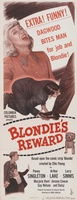 Blondie's Reward movie poster (1948) picture MOV_bf8942e3