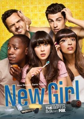 New Girl movie poster (2011) poster MOV_b442a5e2
