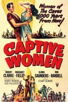 Captive Women movie poster (1952) picture MOV_b443d9a3