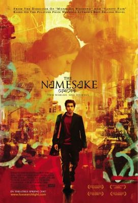 The Namesake movie poster (2006) poster MOV_b44a22e0