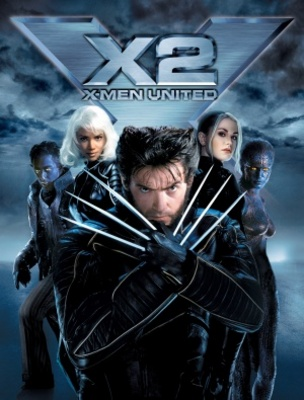 X2 movie poster (2003) Poster. Buy X2 movie poster (2003 ...
