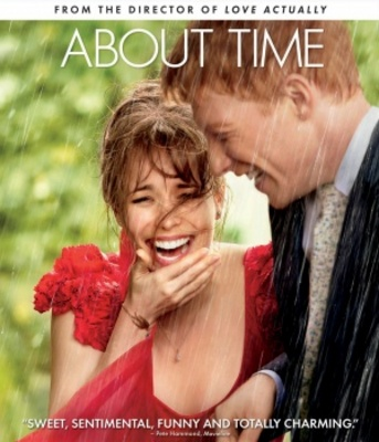 About Time movie poster (2013) poster MOV_b44fc66a