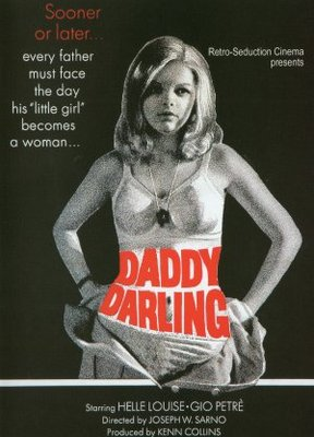 Daddy, Darling movie poster (1970) poster MOV_b452daba