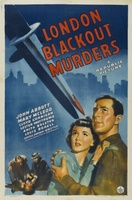 London Blackout Murders movie poster (1943) picture MOV_b453254a