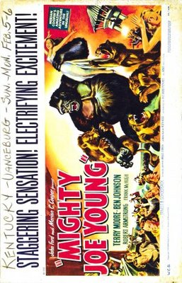 Mighty Joe Young movie poster (1949) poster MOV_b4574927