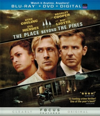 The Place Beyond the Pines movie poster (2012) poster MOV_b460f3ff