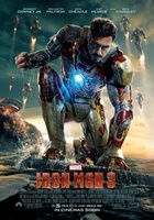 Iron Man 3 movie poster (2013) picture MOV_b46236a3