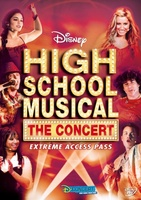 High School Musical: The Concert - Extreme Access Pass movie poster (2007) picture MOV_b4633e6e