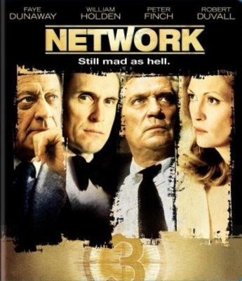 Network movie poster (1976) poster MOV_b464f740