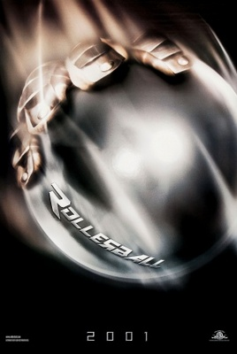 Rollerball movie poster (2002) poster MOV_b466da34