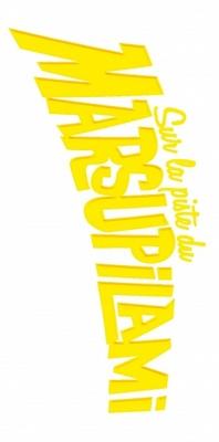 Sur la piste du Marsupilami movie poster (2012) poster MOV_b46a388a