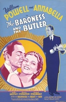 The Baroness and the Butler movie poster (1938) picture MOV_b4733424