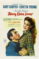 Along Came Jones movie poster (1945) picture MOV_26179d05