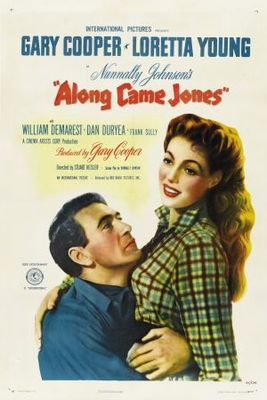 Along Came Jones movie poster (1945) poster MOV_b47368a5
