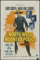North West Mounted Police movie poster (1940) picture MOV_b474985e