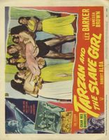 Tarzan and the Slave Girl movie poster (1950) picture MOV_b47bb6bd