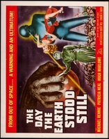 The Day the Earth Stood Still movie poster (1951) picture MOV_b48044db