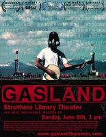 GasLand movie poster (2010) picture MOV_b4805ee6