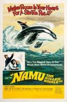 Namu, the Killer Whale movie poster (1966) picture MOV_b481bd8b