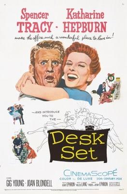 Desk Set movie poster (1957) poster MOV_b4951e73
