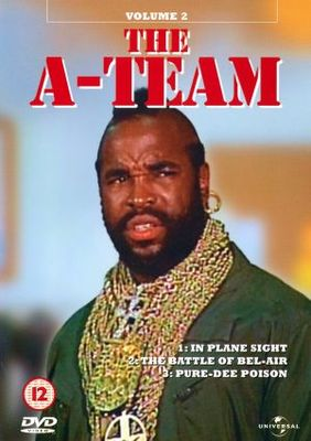 The A-Team movie poster (1983) poster MOV_b4a58dc7