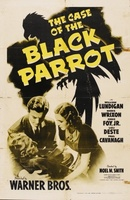 The Case of the Black Parrot movie poster (1941) picture MOV_b4a751a4