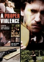 A Proper Violence movie poster (2011) picture MOV_b4aa3438