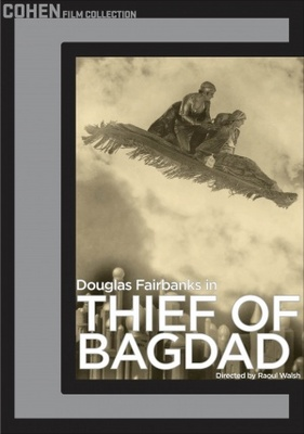 The Thief of Bagdad movie poster (1924) poster MOV_b4aaa036